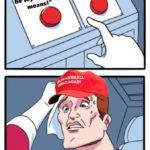 "political-memes political text: ""I like him"