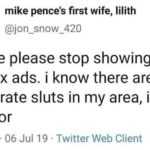 depression-memes depression text: mike pence