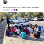 wholesome-memes black text: Me yesterday teaching the kids about building a fun street car  Tweet, Wholesome, Black Twitter