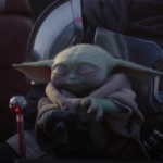 Baby Yoda using force eyes closed Star Wars meme template blank Star Wars, Baby Yoda, Force, Jedi