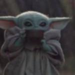 Baby Yoda drinking tea (alt) Star Wars meme template blank Star Wars, Baby Yoda, Drinking, Tea, Food, Opinion