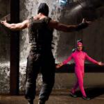 Bane vs. Pink Guy YouTube meme template blank  YouTube, Filthy Frank, Pink, Guy, Batman, Bane, Fighting