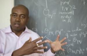 Black man explaining Science meme template