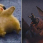 Pikachu and Baby Yoda Reaching for Each Other Chimera meme template blank  Chimera, Pikachu, Star Wars, Baby Yoda, Reaching, Helping, Affection