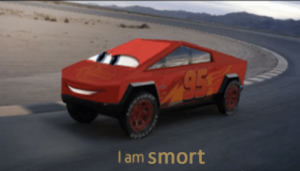 I am smort car Smart meme template