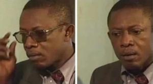 Black man taking off glasses Taking meme template