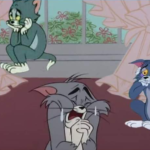 Multiple Sad Tom Cats Tom and Jerry meme template blank  Tom and Jerry, Tom Cat, Multiple, Three, Crying, Sad, Depression