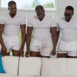 Five black men and empty couch NSFW meme template blank  NSFW, Black Twitter, Man, Men, Multiple, Five, Piper