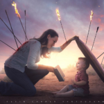 Mother blocking arrows for son Vs meme template blank  Blocking, Stopping, Arrow, Book, Showing, Mother, Son, Wholesome, Helping, Saving, Vs, Multiple, Several
