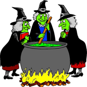 Witches cooking Food meme template