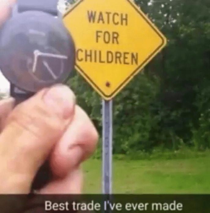 Hold up, HolUp, Wheel, Spin, Thanks, SJUGNb Dank Memes Hold up, HolUp, Wheel, Spin, Thanks, SJUGNb text: WATCH FOR Best trade I've ever made
