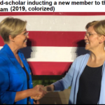 Political Memes Political, AlarmedScholar text: alarmed-scholar inducting a new member to the mod team (2019, colorized)  Political, AlarmedScholar