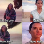 Star Wars Memes Sequel-memes, Ma, Star Wars, Destiny2, Halo, Destiny text: IW&pre you? Maya who?i Maya Hée Maya Haha