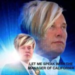 other memes Dank, Karen, You Either Die, Hero, California, Spacey text: ET ME SPEAK T THE AGER OF CALIFORNIA
