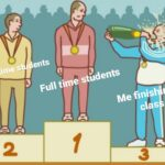 Wholesome Memes Wholesome memes, Thank, Congratulations, Friday text: ents Full time students par Me finilg 1 ciàs