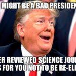 Political Memes Political, Science, The Science, Lancet, CDC, Americans text:
