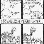 Wholesome Memes Wholesome memes, Pendleton High School, Dino, Lol text: 150 MILLION YEARS LATER... wuu.mrlovensteincom  Wholesome memes, Pendleton High School, Dino, Lol
