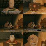 Wholesome Memes Wholesome memes, Aang, Iroh, Zuko, Kyoshi, Katara text: ThiS girl yoyre talkingrab ut? She