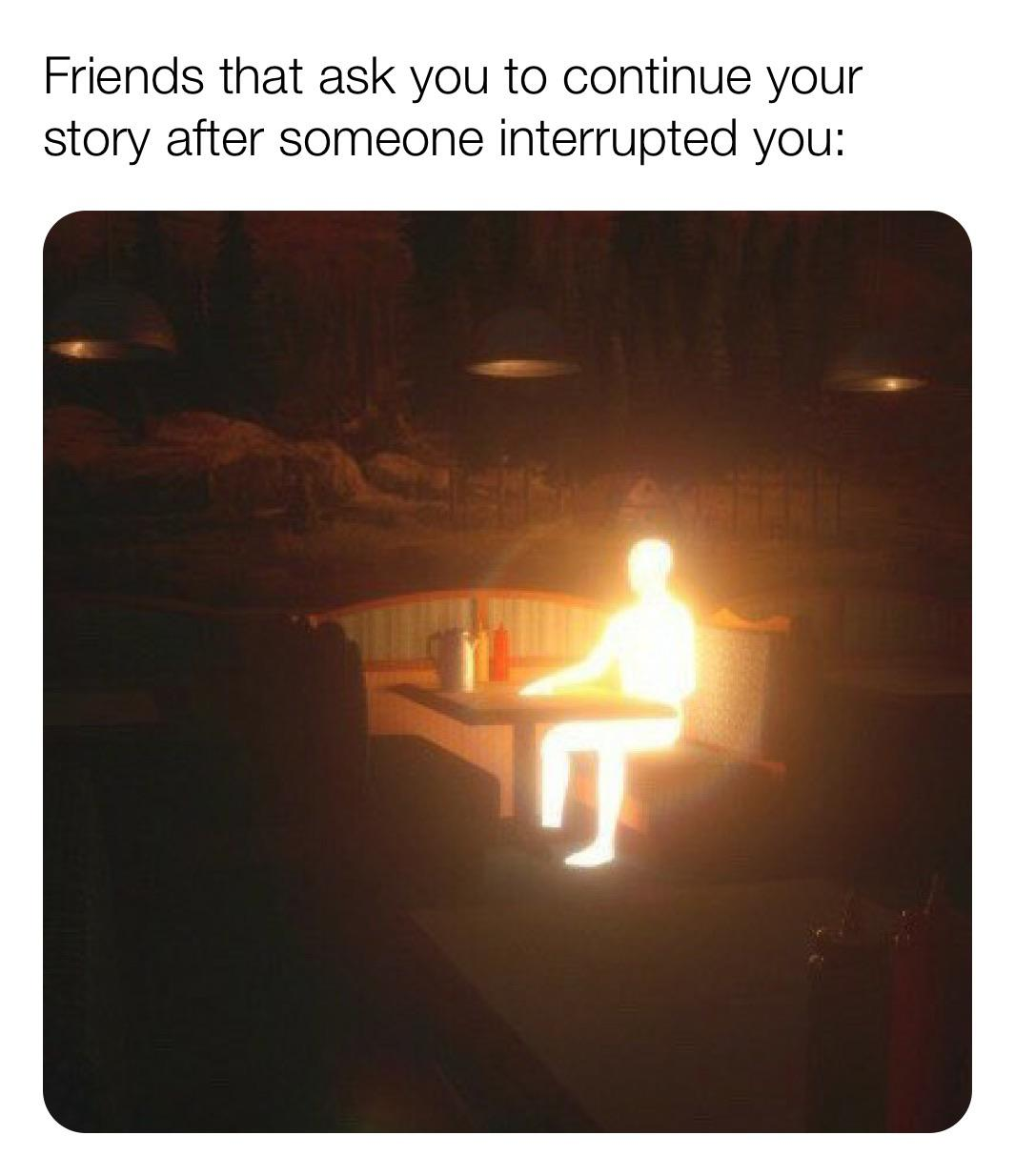 Cute, wholesome memes, Naruto Wholesome Memes Cute, wholesome memes, Naruto text: Friends that ask you to continue your story after someone interrupted you: