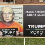 Political Memes Political, Trump, Biden, Hillary text: h hmmm DONALD JOHN TRUMP 66 -60 MAKE AMERICA GREAT AGAIN TRUMP 2029 #  Political, Trump, Biden, Hillary
