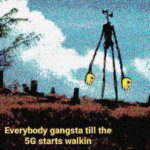 Deep Fried Memes Deep-fried, RemindMeBot, Head, UTC, SCP, Sirenhead text: Everybody gangsta till the SG starts walkin