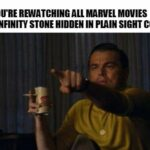 Avengers Memes Thanos, Aether, Tesseract, Reality Stone, Collector, Tony text: WHEN YOU