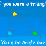 Wholesome Memes Wholesome memes,  text: you were a Triangle You