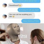 other memes Funny, Optimus Prime, Autobots text: It