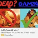cringe memes Cringe, Gamer text: DECD? Is Mufasa still alive? Channel trailer Info on what this channel is about King Mufasa  Cringe, Gamer