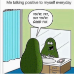 Wholesome Memes Wholesome memes, Rick text: Me talking positive to myself everyday YOU
