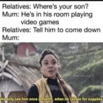 other memes Dank, Visit, Negative, Feedback, False Negative, False text: Relatives: Where