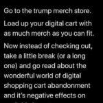 Political Memes Political, Trump, Shopify, MAGA, Amazon, XL  Jun 2020