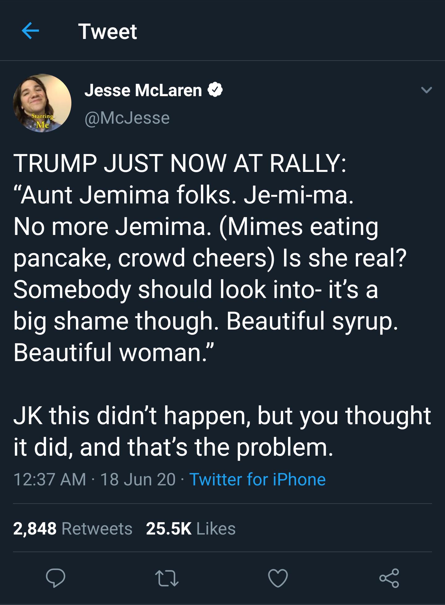 Political, Trump, Constitution, Saturday, Aunt Jemima, No Political Memes Political, Trump, Constitution, Saturday, Aunt Jemima, No  Jun 2020