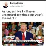 Political Memes Political, Americans, America, Obama, American, Trump text: Damien Owens @OwensDamien As long as I live, I will never understand how this alone wasn