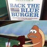 Spongebob Memes Spongebob, Dallas, FBI text: SNUFFER
