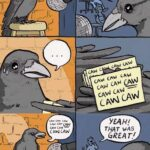 Wholesome Memes Wholesome memes, CAWmedian, False Knees text: CAW CAW CAW CAW — BOOO./ GET BETTER MATERIAL! CAW CAW THAT WAS GREAr./  Wholesome memes, CAWmedian, False Knees