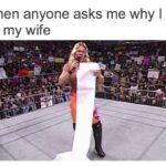 Wholesome Memes Wholesome memes, Jericho, CVS, Reason, RMBAR, ARMBAR text: When anyone asks me why I fell for my wife  Wholesome memes, Jericho, CVS, Reason, RMBAR, ARMBAR