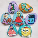 Spongebob Memes Spongebob, Painted text:  Spongebob, Painted