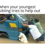 Wholesome Memes Wholesome memes, Jerry text: when your youngest sibling tries to help out  Wholesome memes, Jerry
