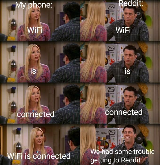 Dank, WiFi, Phobe, PC, Joey other memes Dank, WiFi, Phobe, PC, Joey text: 一 'c ted ne … gettingßo Reddit onnected some 丶 乛 du Wi Fi dit;