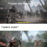 other memes Funny, Wars Battlefront, Squidward text: When you