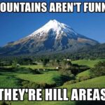 cringe memes Cringe, FB text: MOUNTAINS AREN