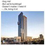 Wholesome Memes Wholesome memes, Hug, Tsjechi, Trixie, Praag, Plane text: -Hug me! -But we