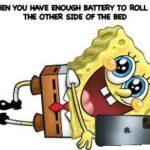 Spongebob Memes Spongebob, Phone text: 011 R510 1 E 噕  Spongebob, Phone
