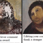 Christian Memes Christian, Jesus, God text: A concise or clever comment deserving of an award. Editting your comment to thank a stranger for the award.  Christian, Jesus, God