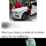 other memes Funny, Bentley, Russ, Fake Taxi, Amazon text: I JUST PUT MY MOMMA IN A BENTLEY 60 Nice I put mine in a state of constant worry for my wellbeing Y S ame