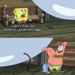 Spongebob Memes Spongebob, New York, California, Patrick, Orlando, No text: I don