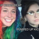 Dank Memes Dank, RIfsFefatg, Bullet, Eall, Smiths, Pumped Up Kicks text: PUMPED UP KICKS BEAT PUMPED UP KICKS LYRICS m gfli  Dank, RIfsFefatg, Bullet, Eall, Smiths, Pumped Up Kicks