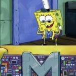 Spongebob Memes Spongebob,  text: The study guide vs the test eeee  Spongebob,