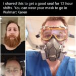 History Memes History, Hitler text: r/pics Posted by u/TheResuscitologist • 5h • imgur I shaved this to get a good seal for 12 hour shifts. You can wear your mask to go in Walmart Karen  History, Hitler